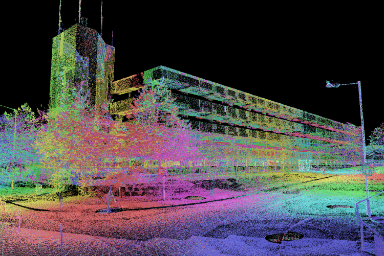 Resulted from using our 3D Faro Laser Scanner